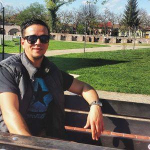 Claudiu Ovidiu Tarnovean, blogger de călătorii