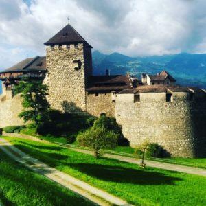 Liechtenstein o ţară mică, cu peisaje superbe!