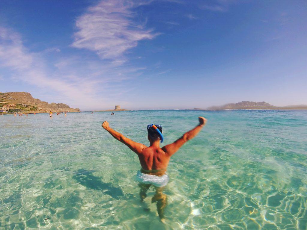 O plajă de vis! Stintino ,, Spiaggia La Pelosa''-Sardinia, Italia. 8
