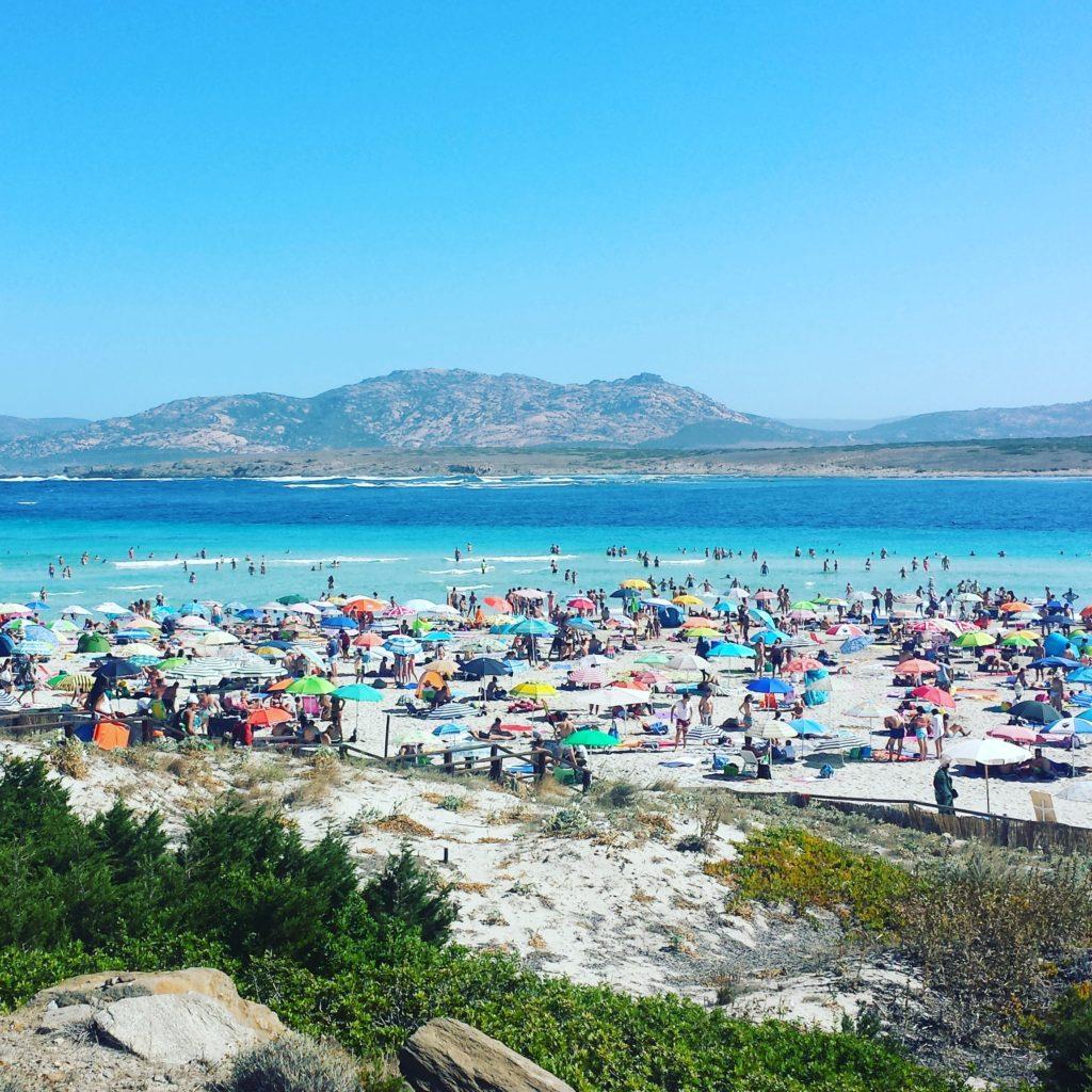 O plajă de vis! Stintino ,, Spiaggia La Pelosa''-Sardinia, Italia. 4