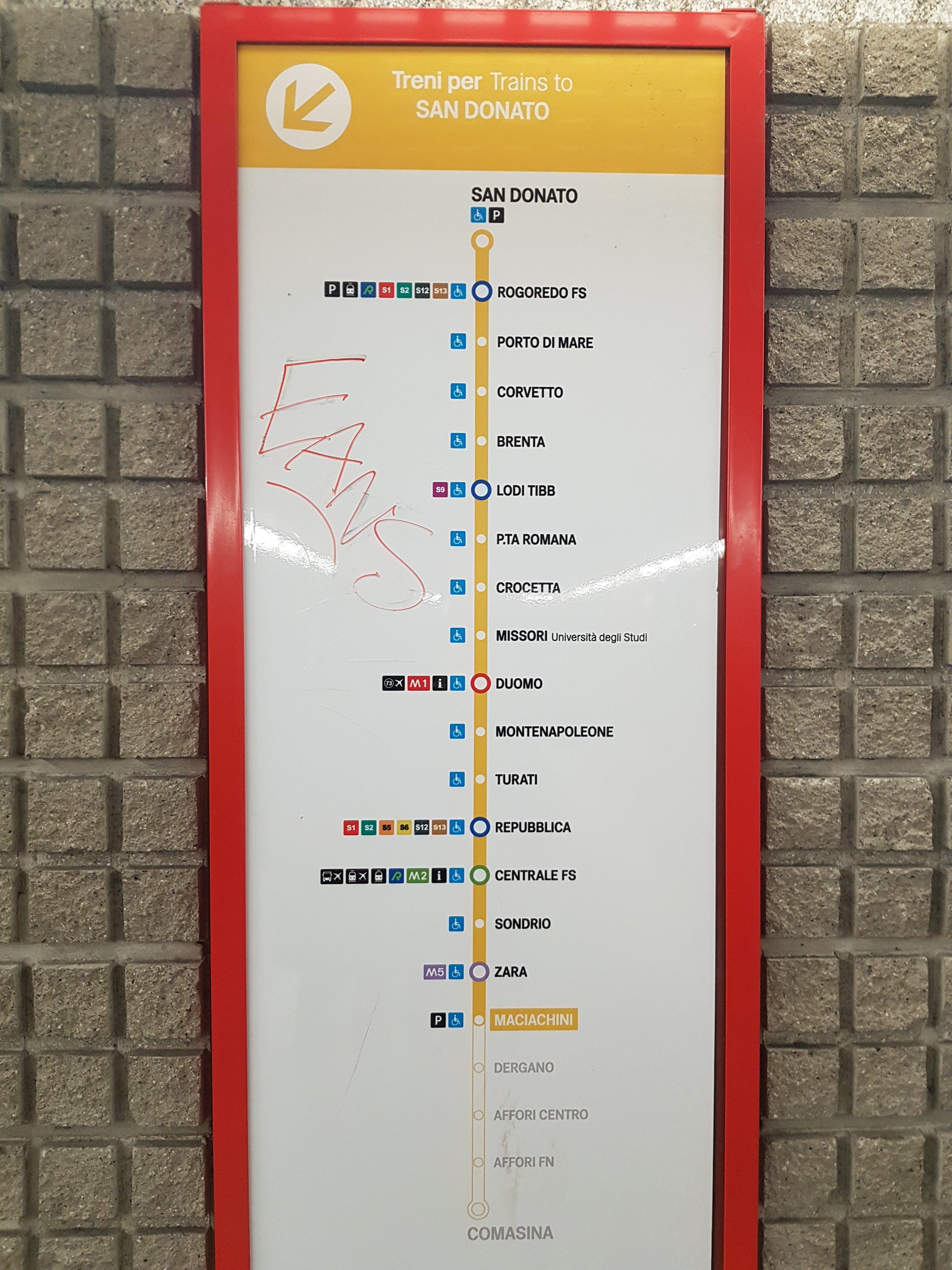 Milano, Italia- numarul 50! 5