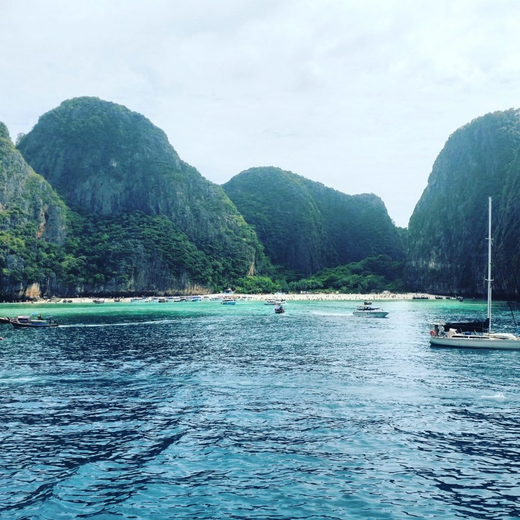Încă o poveste din Thailanda! Monkey Beach, Maya Bay, Phi Phi Island. 5