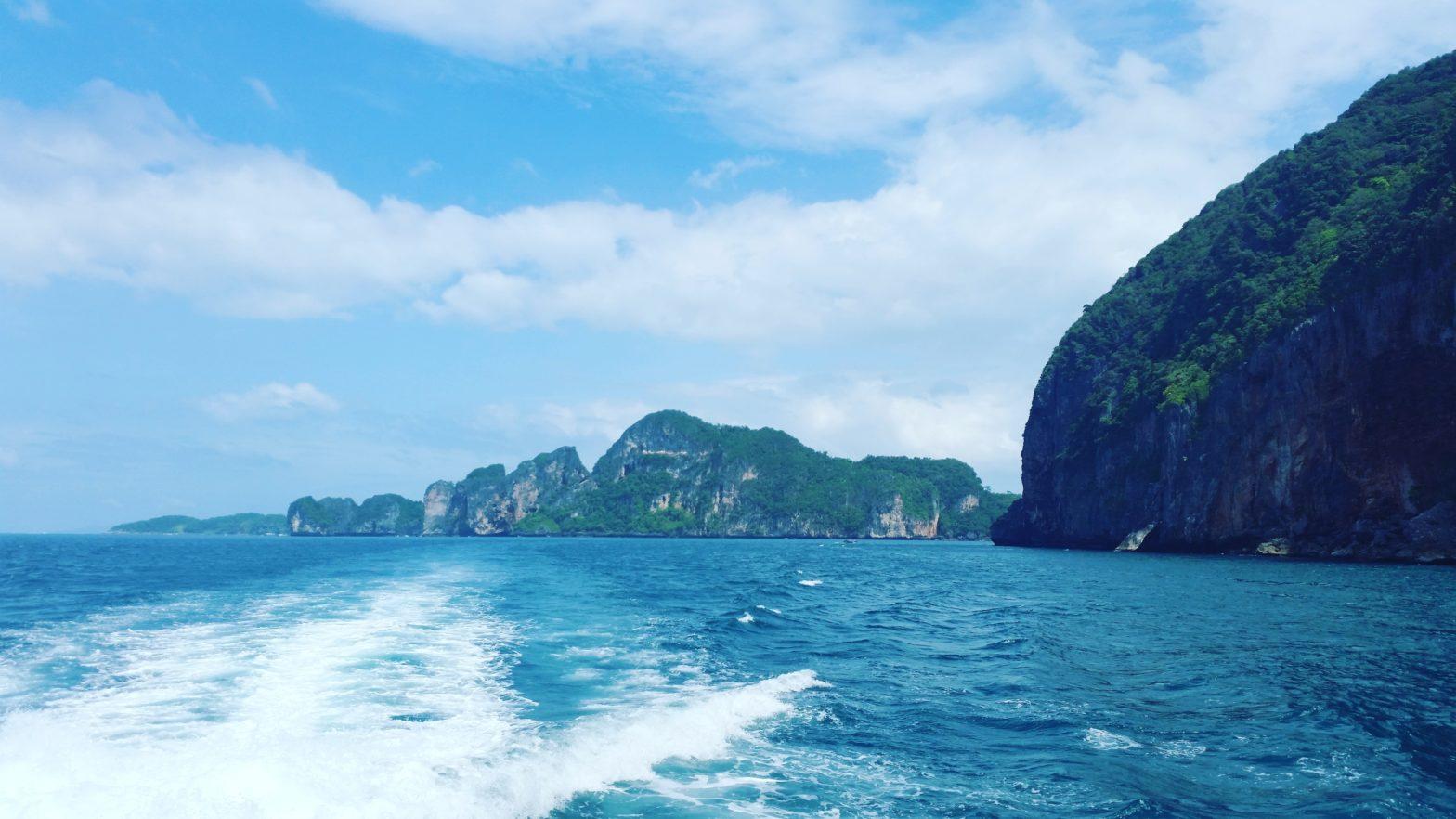 Încă o poveste din Thailanda! Monkey Beach, Maya Bay, Phi Phi Island. 1