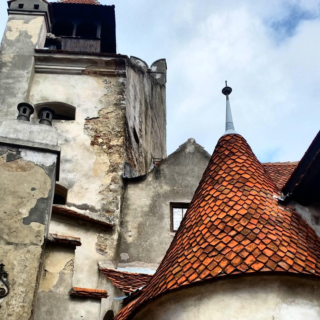 Bran Castle, Transylvania, Romania- Legandary home of Vlad The Impaler or Dracula. 3