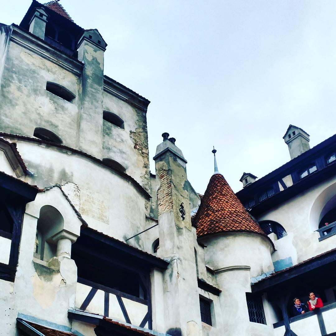 Bran Castle, Transylvania, Romania- Legandary home of Vlad The Impaler or Dracula. 5