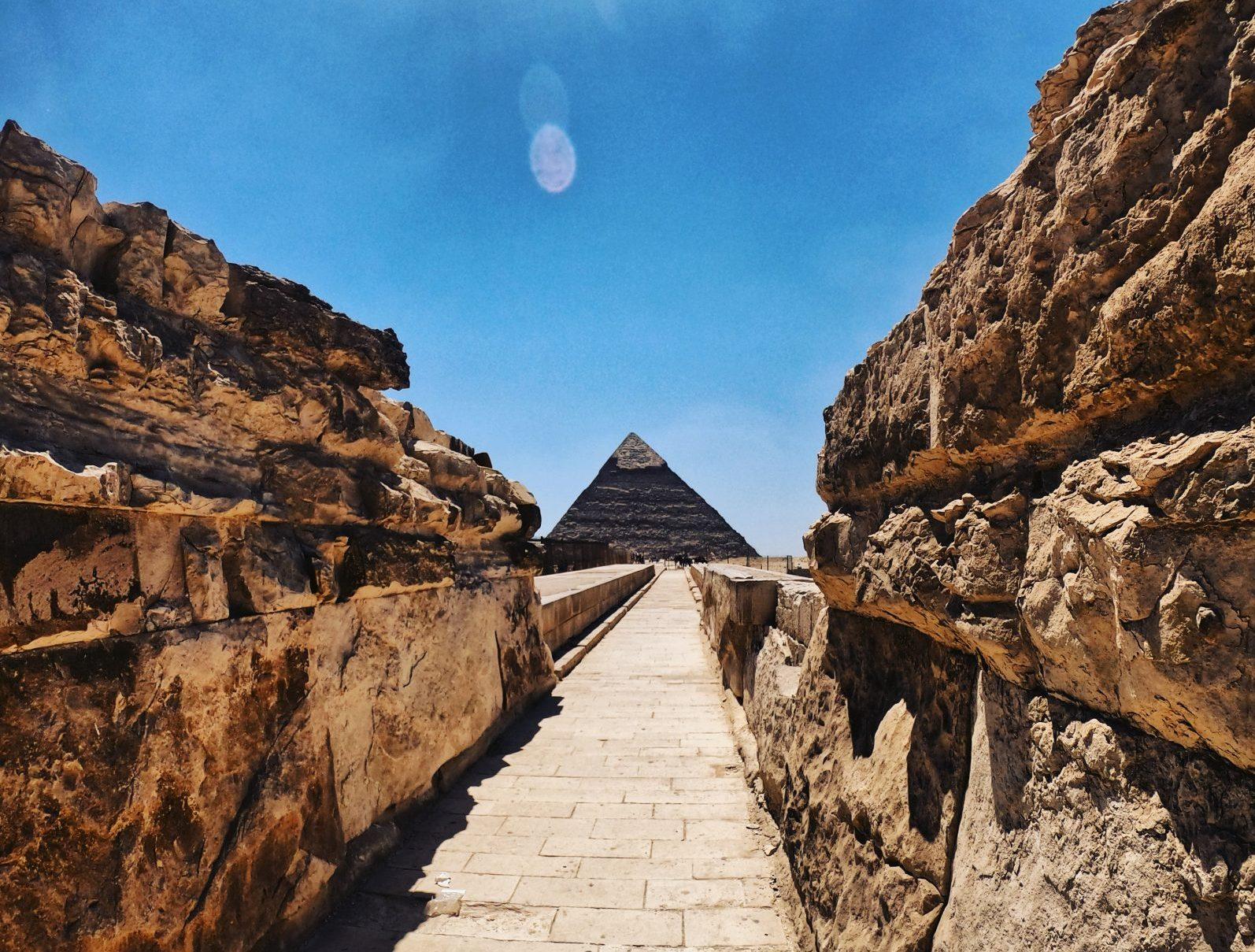 Giza, Egipt una din cele 7 minuni ale lumii!