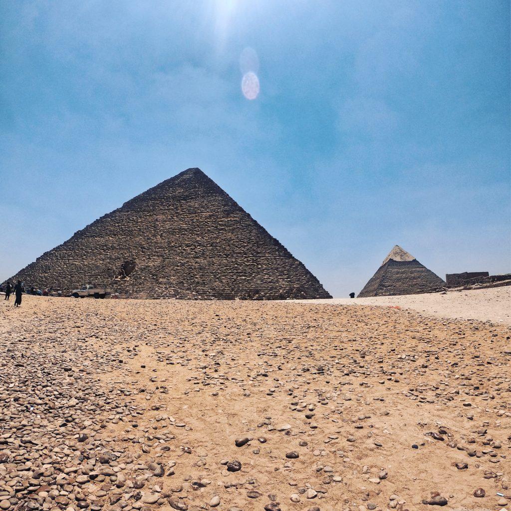 Giza, Egipt una din cele 7 minuni ale lumii! 7