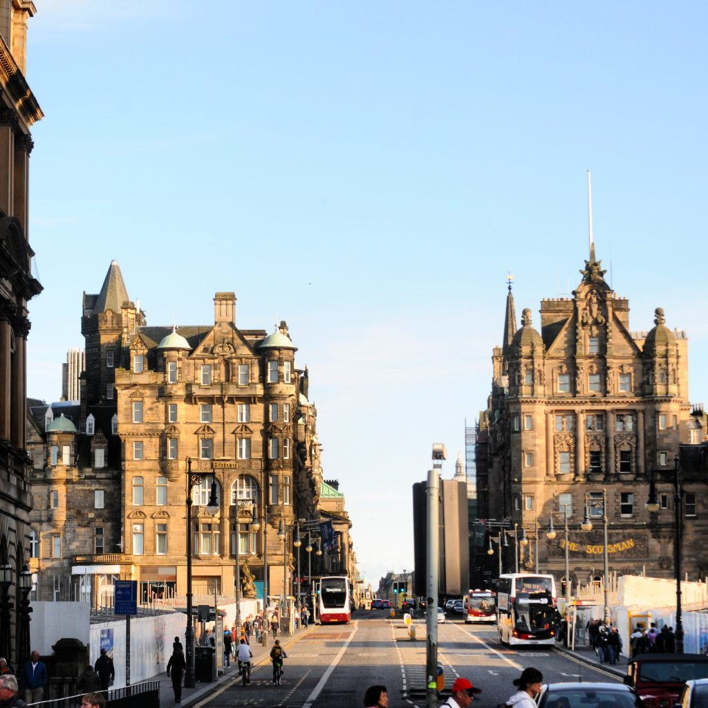 Photo Gallery of Edinburgh. 10