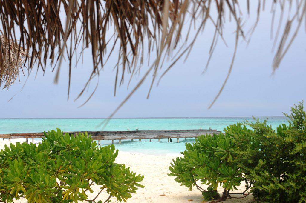 O insula de vis- Kurmathi, Maldives! 2