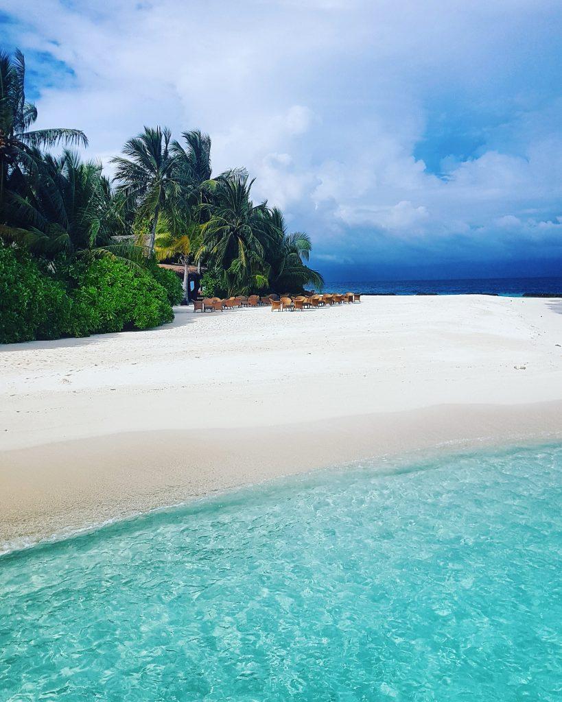 O insula de vis- Kurmathi, Maldives! 3