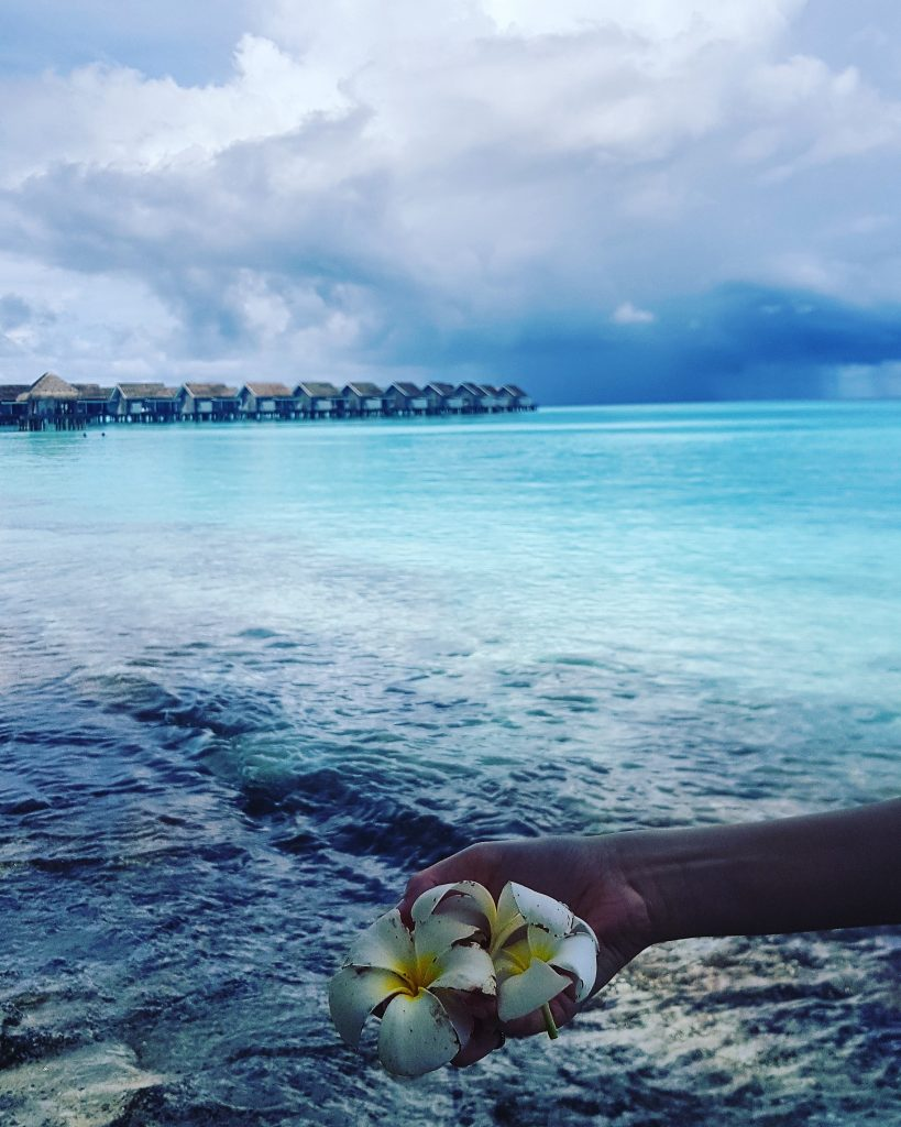 O insula de vis- Kurmathi, Maldives! 1