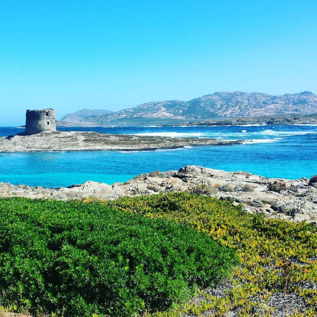 O plajă de vis! Stintino ,, Spiaggia La Pelosa''-Sardinia, Italia. 3