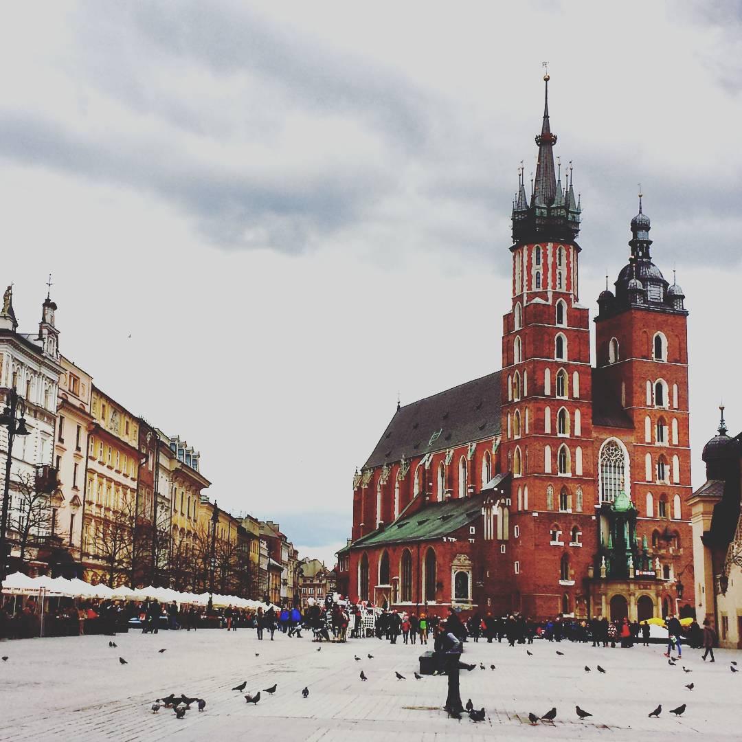 Krakow / Cracovia, Polonia în 1126 de cuvinte!