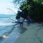 Pasărea Rinocer; în căutarea ei pe Koh Tapao Noi-Insula Farul Lanternă. 9