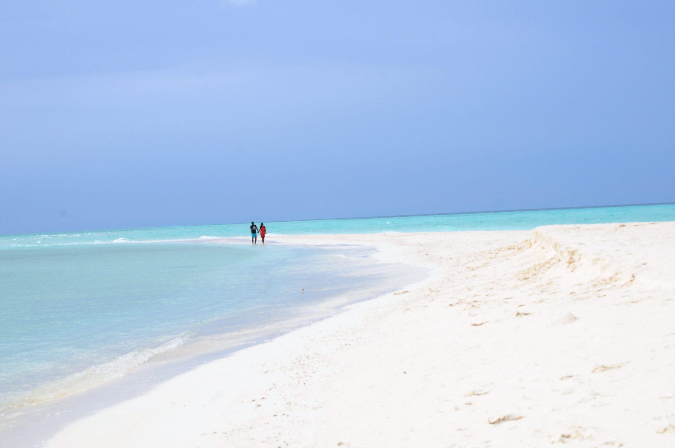 O insula de vis- Kurmathi, Maldives!